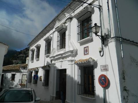 La actual Casa de la Cultura era en aquellos años el Cuartel de la Guardia Civil