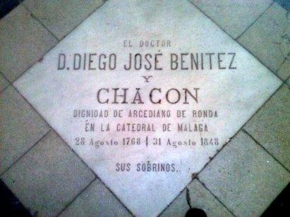 Benitez Chacon.