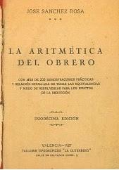 LA ARITMÉTICA DEL OBRERO 2