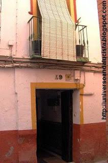Sánchez Rosa (Casa) calle enladrillada 49