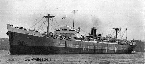 SS Willesden