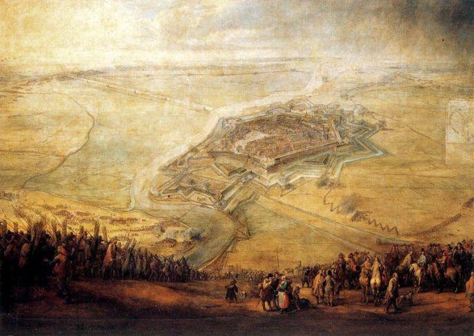 Pieter_Snayers_Siege_of_Gravelines 1644