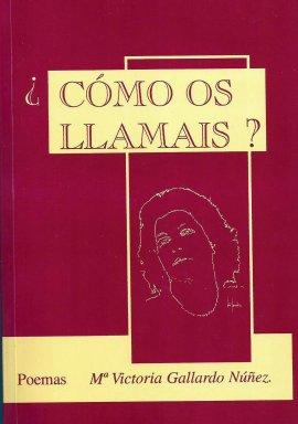 LIBRO CÓMO OS LLAMÁIS