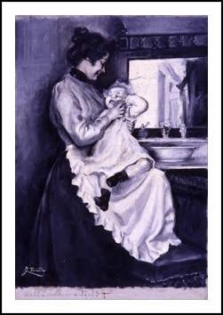 15 0ctubre 1904 aseando al bebe DIBUJO DE J TUBILLA_phixr